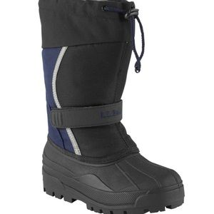 L.L Bean boys winter boots